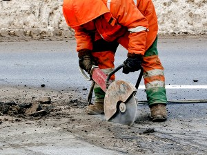 Concrete Cutting Part 1: A Job Strictly for Professionals