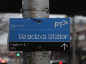 Balaclava Station Upgrade
